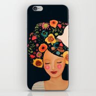 Rosarita iPhone & iPod Skin