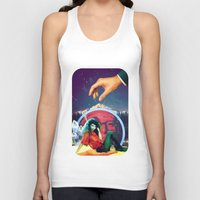 Touch Me Unisex Tank Top