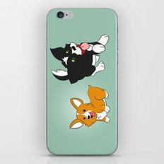 Doggies! iPhone & iPod Skin