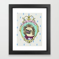 Always Hungover Framed Art Print