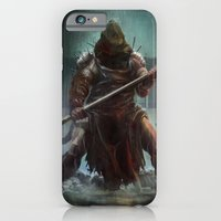 iPhone & iPod Case featuring Executioner  by Tyler Edlin Art