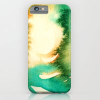 iPhone & iPod Case featuring inkblot 1 by Yes Menu
