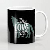 Never Leave Us Mug