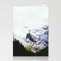 Mountain Valley Contrast Stationery Cards