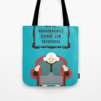 Babaanne Tote Bag