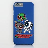 The Powerpuft Ghouls iPhone 6 Slim Case