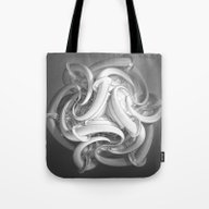 Tote Bag featuring Relentless Recurrence by Nirvana.K