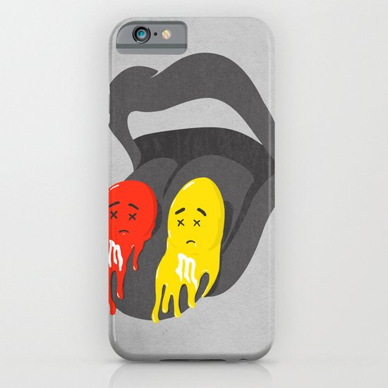 Melts in your mouth iPhone & iPod Case