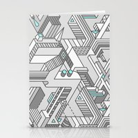 Penrose Manifold Stationery Cards