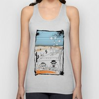 Fear and Loathing in Albuquerque II Unisex Tank Top
