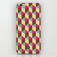 SEETHREEDEE iPhone & iPod Skin