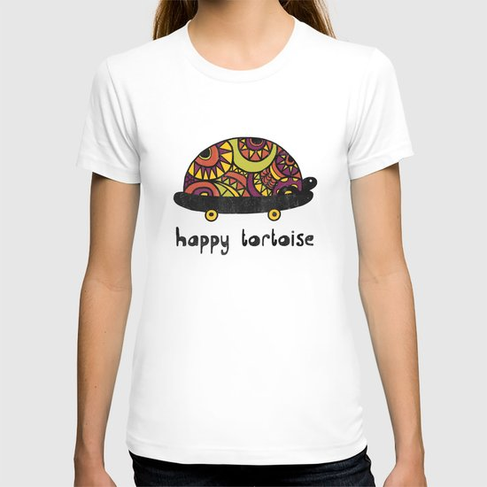 Happy Tortoise T-shirt