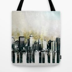 Music of The City Tote Bag