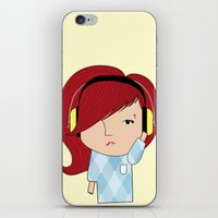 Mss Musical iPhone & iPod Skin