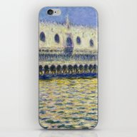 The Palazzo Ducale By Cl… iPhone & iPod Skin