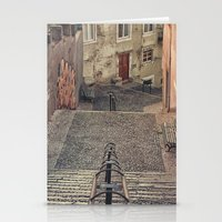 Alfama, Lisbon. Stationery Cards