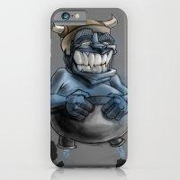 Possibly a Tricky Warrior Dwarf Demon iPhone 6 Slim Case