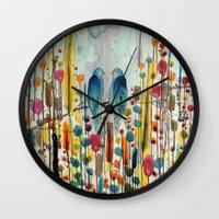 We Wall Clock