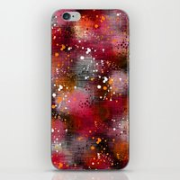Splatter iPhone & iPod Skin