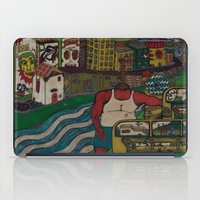 City Of Angels iPad Case
