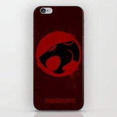 thundercat iPhone & iPod Skin