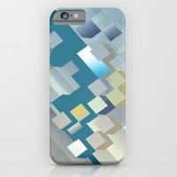iPhone & iPod Case featuring dawn breaks over harrisville by berg with ice