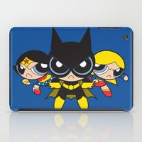 Supertough Girls iPad Case
