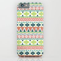 Aztec Stripe iPhone 6 Slim Case