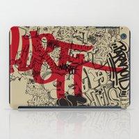 Lust iPad Case