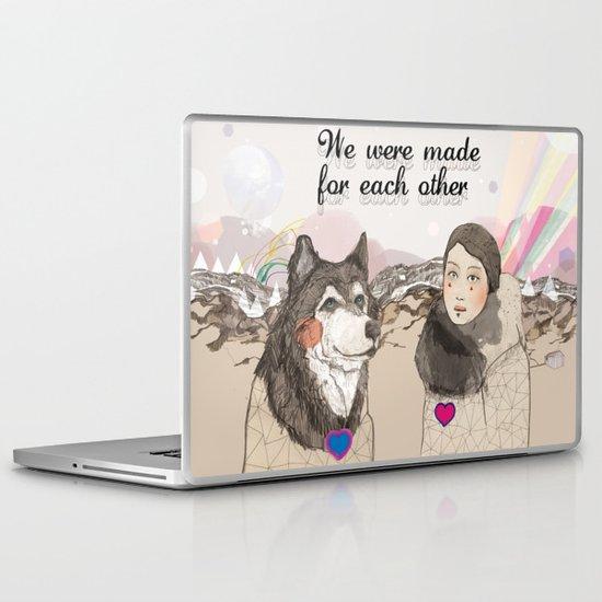 Exhibition Piece Laptop & iPad Skin