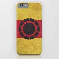 iPhone & iPod Case featuring Iron Clade Colors by Mike Miday