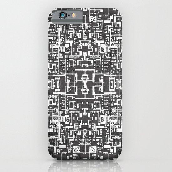 Sprawl 200113 iPhone & iPod Case