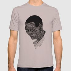 Multiculturalism. Mens Fitted Tee Cinder SMALL
