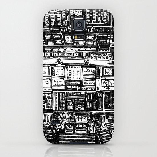 Lost cabin 666 iPhone & iPod Case