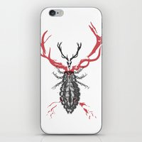 Hannibal's Totem iPhone & iPod Skin
