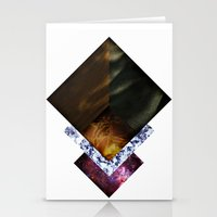 Nebula Life Stationery Cards