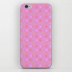 Pastel Broken Diamond Swirl Pattern iPhone & iPod Skin