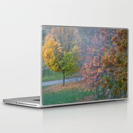 Autumnal Laptop & iPad Skin