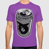 Papsi Mens Fitted Tee Ultraviolet SMALL