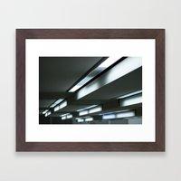 :: rays of light :: Framed Art Print