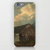 iPhone & iPod Case featuring The Old Shed by Curt Saunier