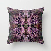 Inside The Body 1 Throw Pillow