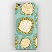 Cote d'Azur Blooms iPhone & iPod Skin