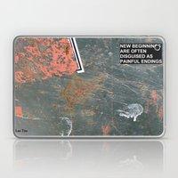 New Beginnings! Laptop & iPad Skin