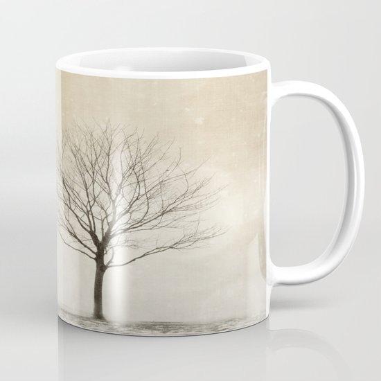 Snow Bokeh Wonderland  Mug