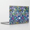 Sad Rainbow Pattern Laptop & iPad Skin