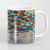 :: Stained Glass Tree :: Mug
