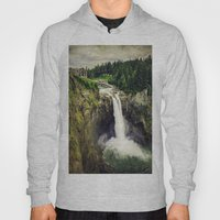 Snoqualmie Falls, Washington Hoody