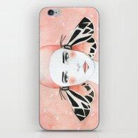Julie iPhone & iPod Skin