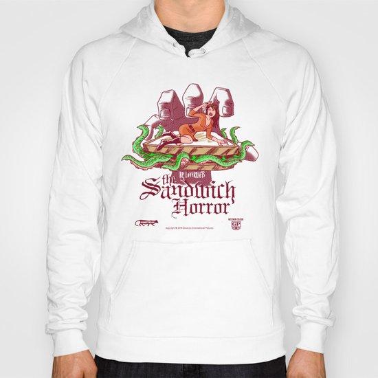 H.P. LoveKRAFT's  The Sandwich Horror Hoody